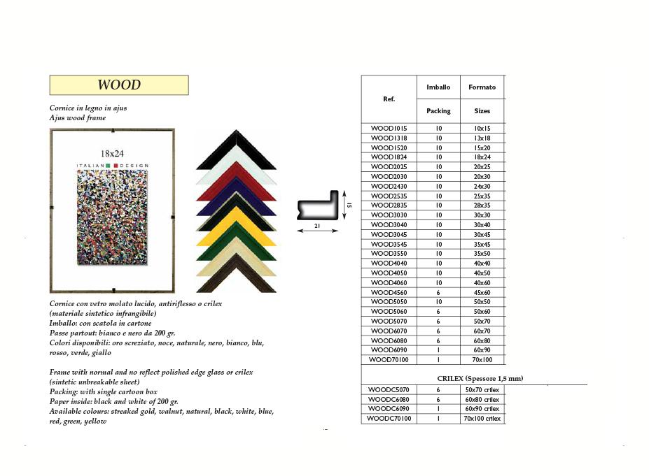 wood 45